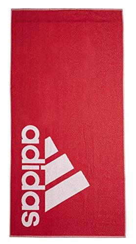 adidas Towel L Beach, Collegiate red, NS