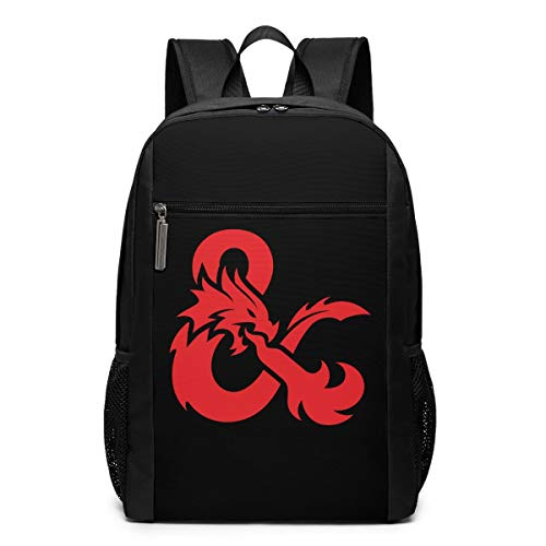 YRAI Dungeons & Dragons Backpacks Travel School Large Bags Shoulder Laptop Bag For Unisex