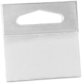 3M 1075 J-Hook Hang Tags, with Delta Punched Holes, 2 in.x2 in.