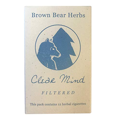 Clear Mind Herbal Cigarettes
