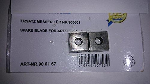 Westfalia Ersatz Messer für Nr.900001/ Elektro Blechschere - 1 Paar