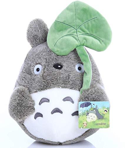 Coolhf Mein Nachbar Totoro Stofftier Plüschtier Kuscheltier Plüsch Sleeping Pillow Chinchillas Urlaub Geburtstag Kind Freundin Geschenk,35cm
