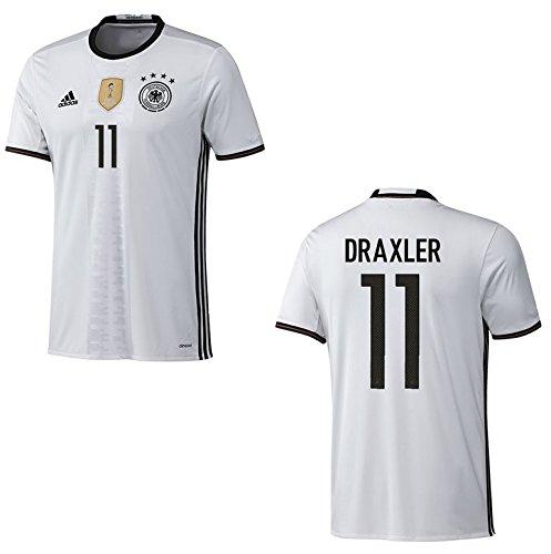 Trikot Adidas DFB 2016-2018 Home Damen (Draxler 11, XS)