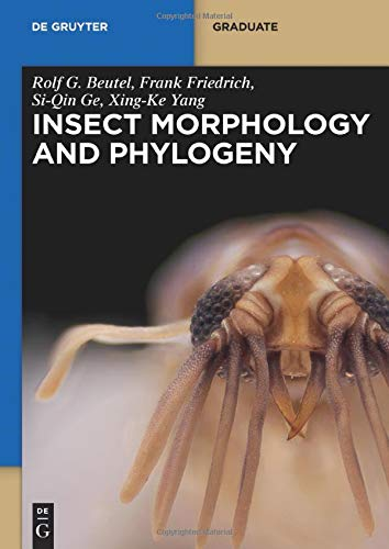 Insect Morphology and Phylogeny: A Textbook For Students Of Entomology (de Gruyter Textbook)