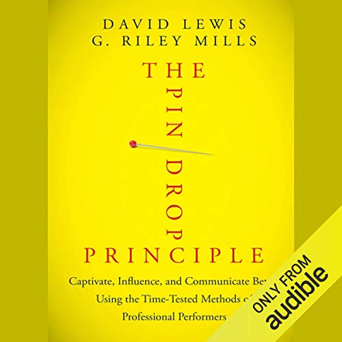 The Pin Drop Principle audiobook cover art