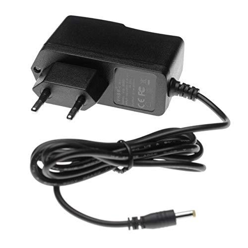vhbw Fuente de alimentación, cargador, adaptador compatible con Omron M10, M2, M3, M300, M400, M500, M7 tensiómetros; 114.5cm