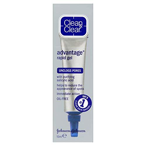 Clean & Clear Gel Tratamiento Control de Espinillas - 15 ml
