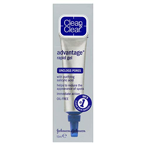 Clean & Clear Advantage Gel Action Inmédiate Anti-imperfections 15 ml