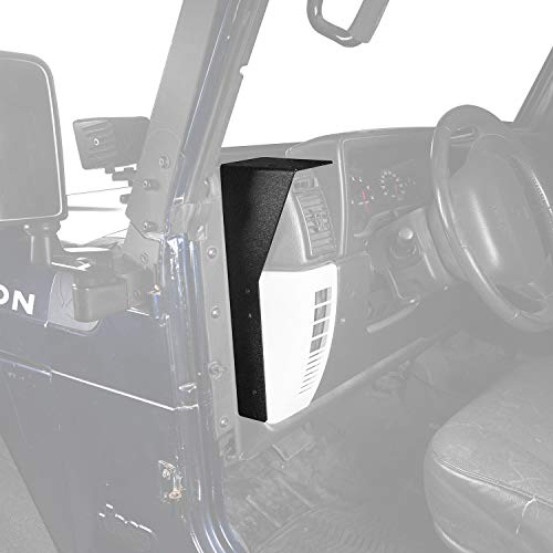 CB Radio Dash Mounting Bracket for 1997-2006 Jeep Wrangler TJ & Jeep Wrangler LJ Unlimited