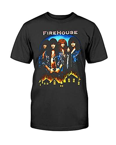 Rare! Firehouse Band T-Shirt Reprint Rare For Men All Size S M L XL 2345XL