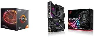 Pack de procesador AMD Ryzen 7 3700Xy Placa Base ASUS ROG Strix X570-E