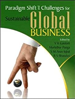 Paradigm Shift and Challenges for Sustainable Global Business