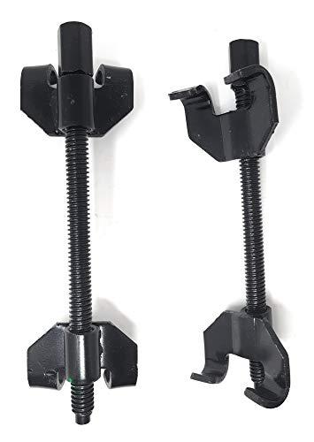 DWT-GERMANY 100429 260mm Tuning Federspanner Set Tieferlegungsstossdämpfer Robust 2 tlg. Spanner Spannweite 26cm 2 Stück