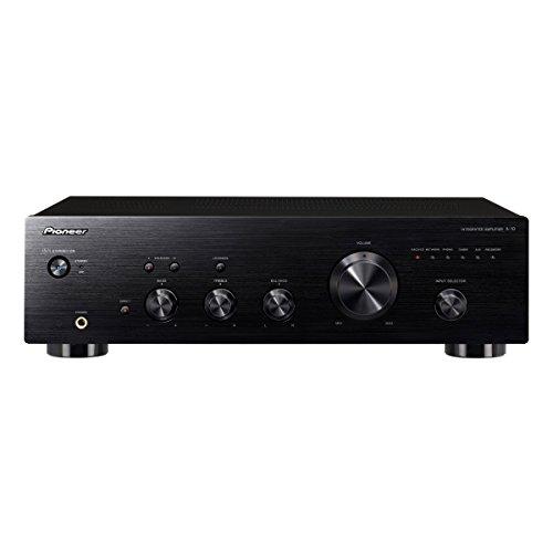 Pioneer A-10-K Amplificatore stereo da 50W con Direct Energy Nero/Black