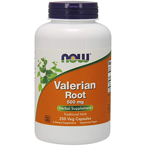 NOW Supplements Valerian Root 500 mg