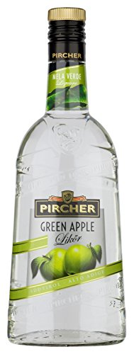 Südtiroler Apfellikör Green Apple Pircher 70 cl.
