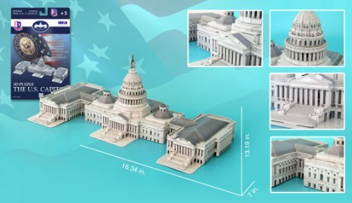 Us Capitol Building - 2