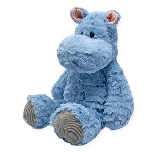 Mollis Molli Toys Friends Nilpferd Noelle Kuscheltier 36 cm Plüschtiere entwickelt in Schweden