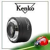 Kenko HD Pro 2X DGX - Multiplicador para Objetivo, Color Negro