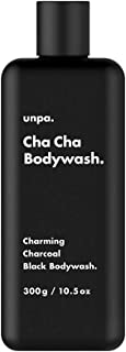 [unpa.] Cha Cha Body Wash(10.5 oz): Nourishing and Purifying Charcoal Body Wash for Women & Men. Fights Sweat & Body Odor. No Parabens. Gently Moisturizing Cleanser for Daily Use …