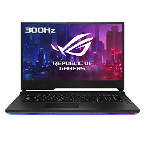 ASUS ROG Strix SCAR III G732LWS-HG033T - GeForce RTX 2070 Super, 32 GB RAM, 1 TB SSD, 17.3 inch (300 Hz)