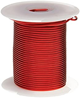 Remington Industries 18SNSP.25 18 AWG Magnet Wire, Enameled Copper Wire, 4 oz, 0.0415