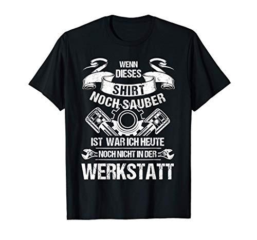 Herren KFZ-Mechatroniker Lustig Auto Schrauber KFZ-Mechaniker T-Shirt