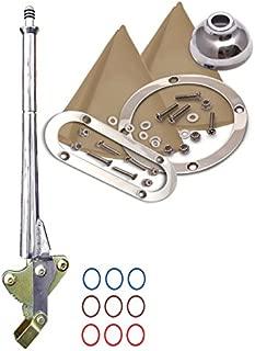 American Shifter 414145 Shifter (4L80E 12 E Brake Trim Kit Dipstick for D95ED)