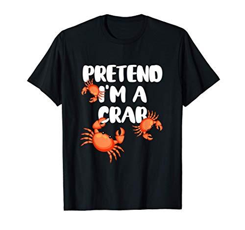 Crab Decoration Crab Legs Crab Trap Crab Knife Crabbing Trap T-Shirt