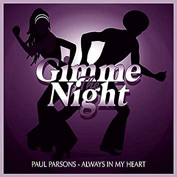 ALWAYS IN MY HEART (Club Mix)