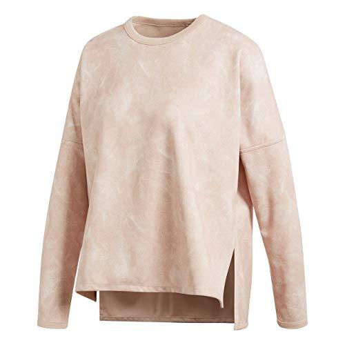adidas Id Reversible bluza damska różowy szary S