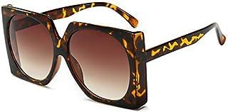 Sunglasses for women Square Sunglasses Oversized Big Frame Vintage Women Fashion Trendy Popular Sun Glasses