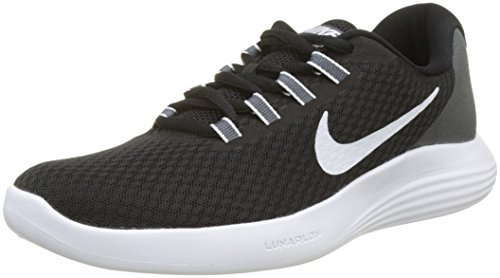 Nike Wmns Lunarconverge, Zapatillas de Running Mujer, Negro (Black/White/Dark Grey 001), 36 EU