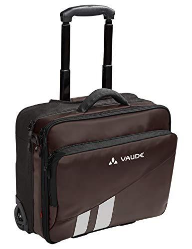 VAUDE Reisegepäck Tuvana 25, innovativer Piloten-Koffer für den Business-Alltag, azure, one Size, 142495020