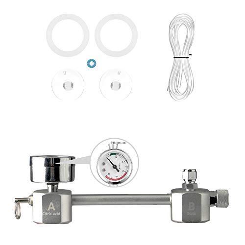 Aquarium CO2 Generator System Kit DIY CO2 System für Pflanzen Aquarium