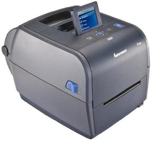 Intermec PC43TA00000202 - PC43t, Icon, USB, 203dpi - Grijs - Incl: EU netsnoer, USB-kabel, Quick Start Guide, Companion CD - Garantie: 1Y