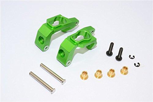 HPI Bullet 3.0 Nitro & Bullet Flux Upgrade Pièces Aluminium C-Hub - 1Pr Set Green