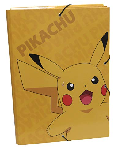 CYP BRANDS Pokémon Pikachu Chemise à rabats
