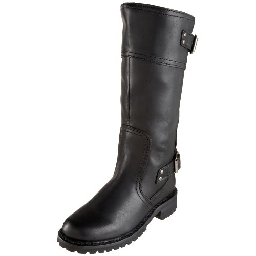 "Harley-Davidson Women's Alexa 14"" Boot ,Black,7.5 M US"