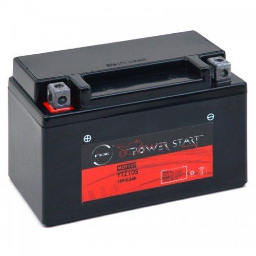 NX - Batteria moto AGM NTZ10S 12V 8.5Ah - YTZ10S;YTZ 10S;GTZ10S;ETZ10S;AGM12-8;A