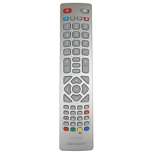 Original TV Fernbedienung Ersatz für Sharp LC-43CFF6002E/LC43CFF6002E