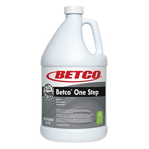 Betco® One Step Restorer, Citrus Scent, 128 Oz Bottle, Case Of 4 Restorers -  6180400