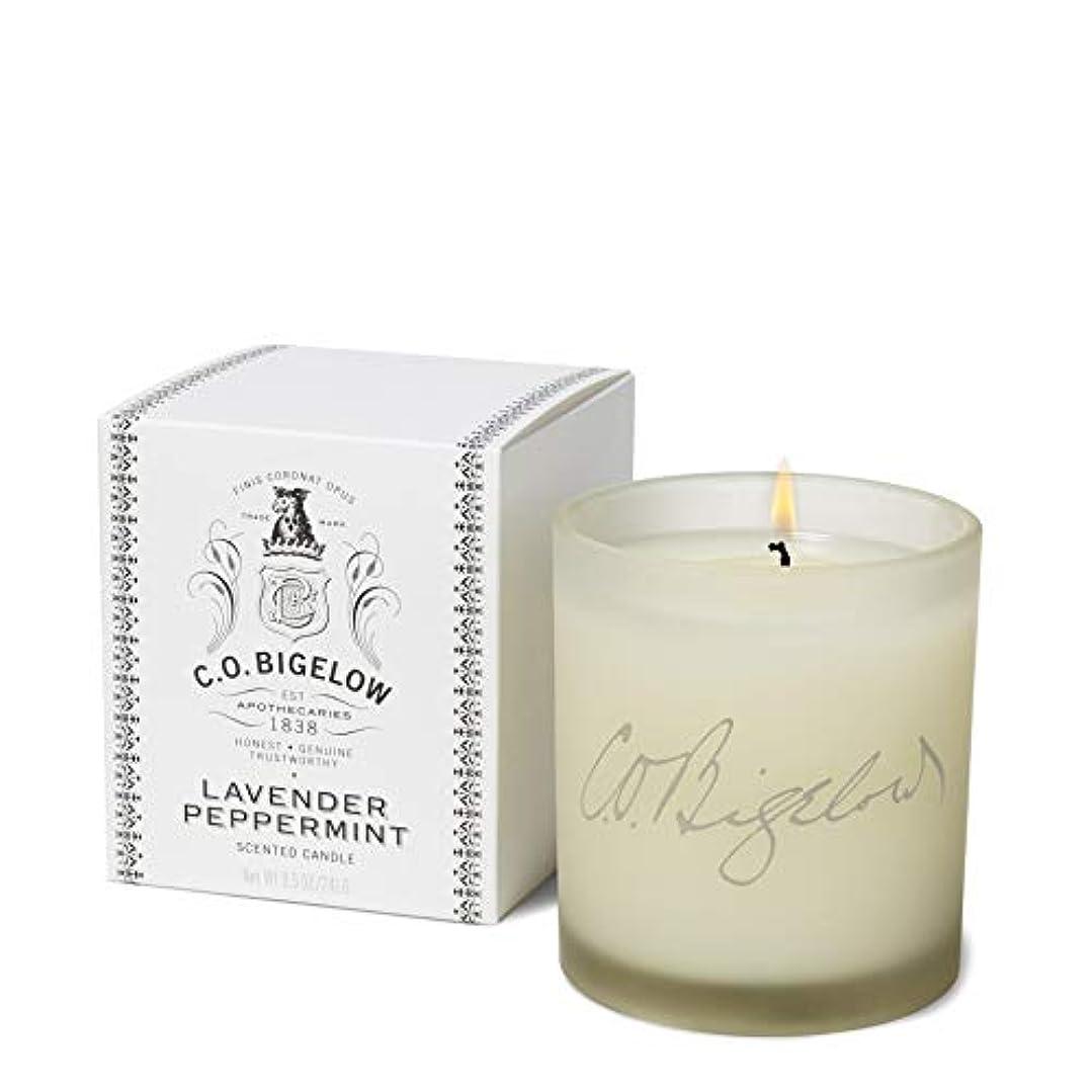 流行しているレンディション論文[C.O. Bigelow] C.O.ビゲローラベンダーペパーミントキャンドル - C.O. Bigelow Lavender Peppermint Candle [並行輸入品]