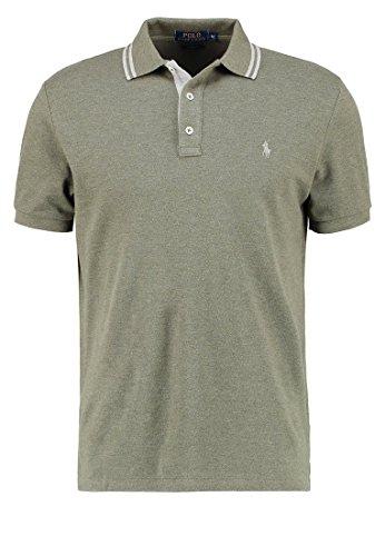 Ralph Lauren Herren Poloshirt, grün - grün - Größe: Large