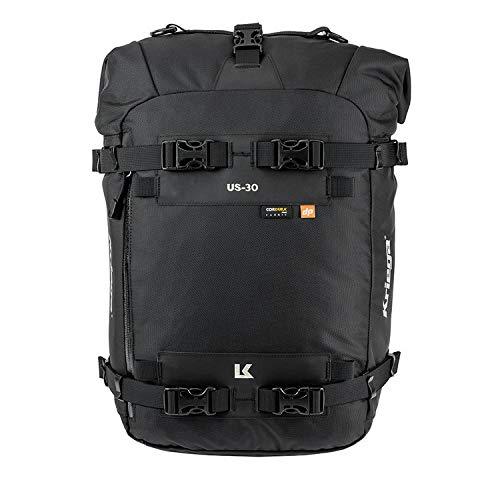 Kriega Hecktasche Motorrad Motorradtasche Hecktasche/Tankrucksack US-30 Drypack wasserdicht schwarz, Unisex, Multipurpose, Ganzjährig, Nylon