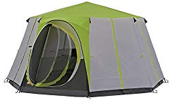 Coleman Octagonal Tent Review