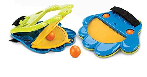 Brigamo- ⚾ Ballspiel für Kinder, Fangballspiel 2er Set ⚾