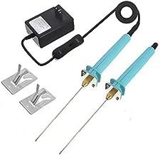 2 Pack 572°F Electric Foam Cutter,Hot Wire Hot Knife Styrofoam Cutter Sculpting Tool 4
