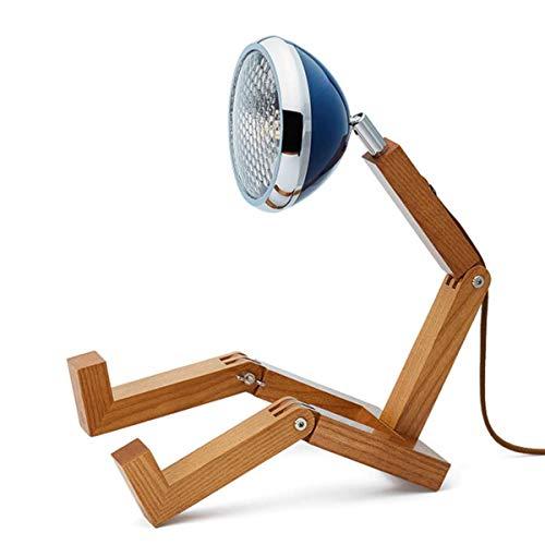 PIFFANY Tisch-Leuchte Mr. Wattson G9 in Cobra Blue LED Lampe | PI-G9-SWR-CB | 5708311300653