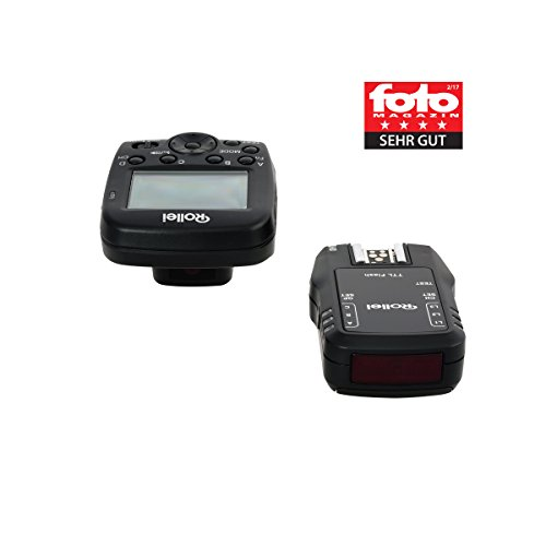 Rollei Transmisor de Disparador de Flash por Radio